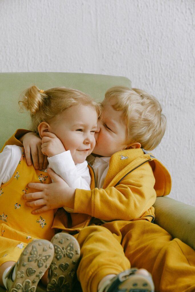 μαγική αγκαλιά