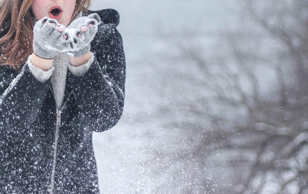 ημέρα χιονιού
